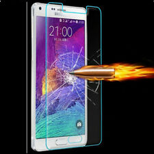 Tempered Glass Screen Protector Protection Film For Samsung Galaxy Note 4 N9100