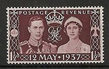 Royalty Great Britain George VI Stamps