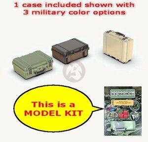 Eureka XXL 1/35 Modern US Army Pelican D630 Laptop Case (1 pc) [MODEL KIT] E-065