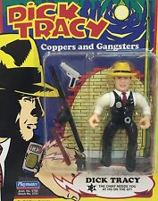 Vintage~1990 ~ Playmates ~ Dick Tracy ~ Coppers and Gangsters ~ DICK TRACY ~ MOC