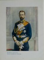 1901 Stampa & Biografia il Suo Royal Highness Prince Henry Di Prussia