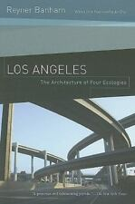 Los Angeles: The Architecture of Four Ecologies, Banham, Reyner Book
