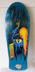 Santa Cruz Corey Obrien Reaper skateboard deck