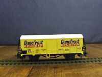 "Liliput HO 221 63 - Refrigerated Wagon ""Danefrost Brugsen"""