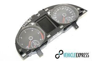 VOLKSWAGEN PASSAT CC Speedometer Instrument Cluster 3C8920970A