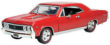 Motormax 1:18 - 1967 Chevelle SS 396 Red
