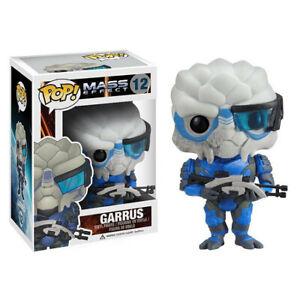 Funko Pop! Game-Mass Effect #12 GARRUS Vinyl Figures(VAULTED) Action Figure Toys