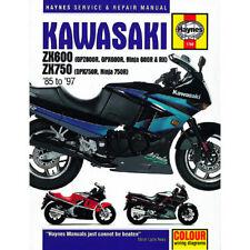 kawasaki z400f z500f z550f 1983 1985 factory repair manual