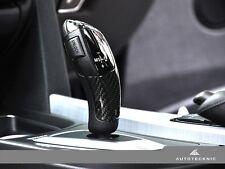 STEPTRONIC AUTO CARBON FIBER GEAR SELECTOR COVER - BMW F06 F10 F12 F22 F30 F32