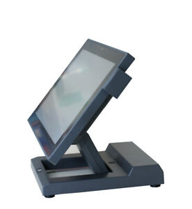"""J2 225 Integrated Touch Terminal Intel D2550 1.86GHz/ 2GB RAM/ 14"""" Capacitive"""