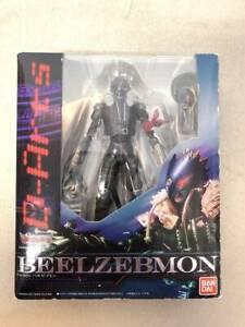 BANDAI Darts Series Figure Digital Monster Digimon Tamers Beelzeemon Free Ship