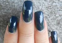 Estee Lauder Pure Color Nail Lacquer BLACK TURQUOISE 9ml Full Size RARE ***NEW