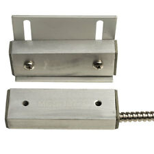 Comus Mcs-137-3 Aluminium Switch Magnet & Bracket Set With Armoured Cable