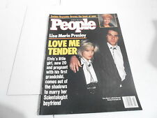 OCT 24 1988 PEOPLE magazine (NO LABEL) UNREAD -  LISA MARIE PRESLEY