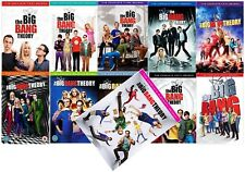 THE BIG BANG THEORY Complete Series Seasons 1-11 Season 1 2 3 4 5 6 7 8 9 10 11
