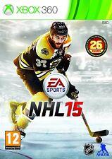 NHL 15 2015  NUEVO PRECINTADO XBOX 360