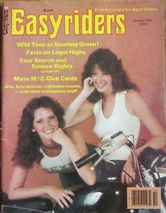 EASYRIDERS Magazine..Issue 64...OCTOBER 1978