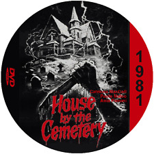 The House by the Cemetery (1981) Classic Thriller and Horror 'B' Movie DVD NR