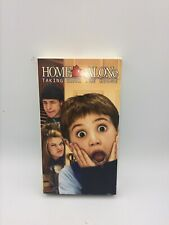 Home Alone 4 Taking Back the House VHS 2003 Sleeve