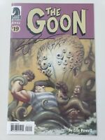 THE GOON #19 (2007) DARK HORSE COMICS AUTOGRAPHED by ERIC POWELL with COA! NM