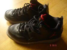 Details zu Nike Air Jordan Schuhe für Jungen, Gr. 34 35, Farbe: schwarz, gebraucht