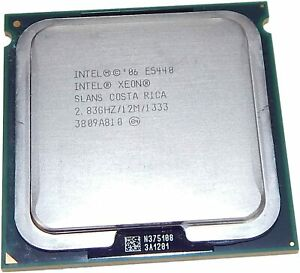 INTEL XEON QUAD CORE E5440 2.83GHZ SLANS 12M CACHE SERVER COMPUTER CPU LGA771