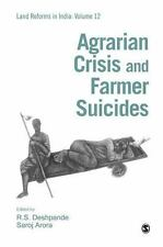 Agrarian Crisis and Farmer Suicides (Land Reforms in India series)