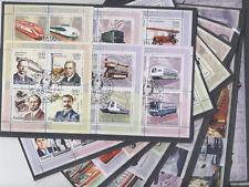 SUPER AFFAIRE - 27 blocs ** de timbres de GUINEE BISSAU port offert cote 265euro