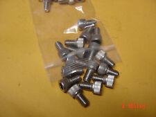 """5/16-18 X 1/2"""" Stainless Steel Socket Head Cap Screws"""