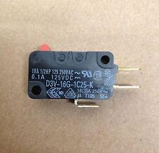D3V-16G-1C25-K Microwave Switch Omron 28QBP0495 V-16G-1C24-K 4392027 WB24X10103