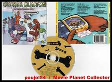 """GEORGE CLINTON """"Greatest Funkin' Hits"""" (CD) Coolio,B.Rhymes,Ice Cube... 1996"""