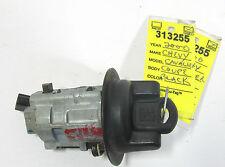 2000-2005 Sunfire Cavalier Ignition Switch w/ key lock & tumbler cylinder auto