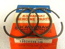 Kawasaki NOS NEW  13024-046 Piston Ring Set O/S .040 Z1 KZ KZ900 LTD 1973-77