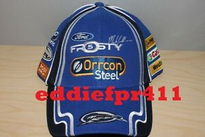 2012 FORD PERFORMANCE RACING FPR MARK WINTERBOTTOM FROSTY CAP ORRCON STEEL RARE!