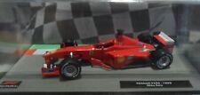Ferrari F399  Year 1999  Mika Salo   F1 diecast 1:43