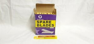 WHOLESALE KNIFE BLADES 18CM 20 PACKS IN A BOX WAREHOUSE INDUSTRIAL RETRACTABLE