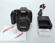 Canon EOS Rebel T2i 18mp 1080P DSLR with 18-55mm IS Lens, EX Condition