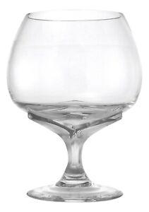 "ROSENTHAL Crystal - IRIS - Brandy Glass / Glasses - 5 1/4"""