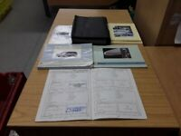 Espace 2006-2011 Owners Manual Hand Book Wallet  Pack Including Service Book