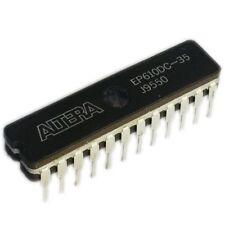 EP610DC-35 ALTERA CPLD Classic Family 16 Macro Cells 28.6MHz 5V 24-Pin CDIP
