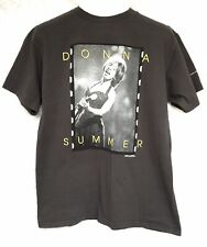 Donna Summer 1999 Tour Shirt Concert Copyright R&B Soul Rock Adult Large