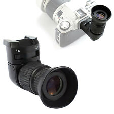 1-2x Right Angle Finder Fits Phoenix Minolta Canon Nikon Fujifilm Pentax ect.