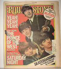 ROLLING STONE Magazine JULY 15TH 1976 THE BEATLE SATURDAY NIGHT LIVE