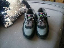 Nike Airmax Unisex Gr. 41 schwarz/grau gebraucht ,gut erhalten