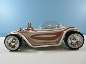 """Nice 1:18 Scale """"BIG DADDY"""" Ed Roths BEATNIK BANDIT Diecast Car By HOT WHEELS"""