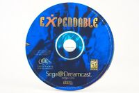 Sega Dreamcast Expendable Game - Disc Only