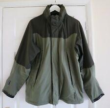 Rohan Green Axiom 2 Waterproof Anorok Rain Coat with Hood Size M