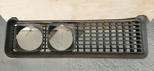1969 BUICK Electra 225 LIMITED CONVERTIBLE RIGHT GRILLE 430 69