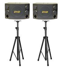 BMB CSD2000 1200Watts Speakers with Speaker Stands Combo