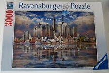 NEU IN FOLIE: Ravensburger PREMIUM PUZZLE NORTH AMERICAN SKYLINE! 3000 Teile!